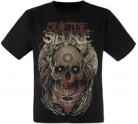"Футболка Suicide SIlence ""You Only Live Once"""