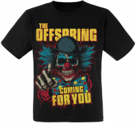 "Футболка The Offspring ""Coming For You"""