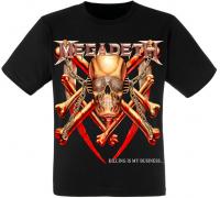 """Футболка Megadeth """"Killing Is My Business..."""""""