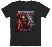 Детская футболка Accept - Life Is A Bitch (чёрная)