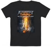Детская футболка Accept - Symphonic Terror (чёрная)