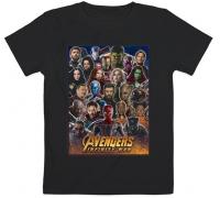 Детская футболка Avengers: Infinity War
