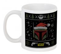 Кружка Star Wars - Boba Fett - X-MAS