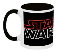 Кружка Star Wars - Galaxy Adventure Inspired Christmas (чёрная)