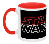 Кружка Star Wars - Galaxy Adventure Inspired Christmas (красная)
